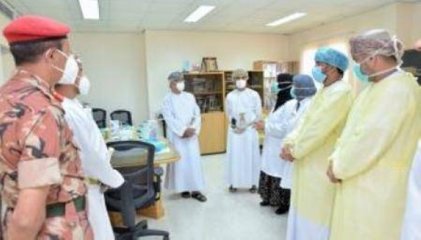 Oman has so far reported 68,400 coronavirus cases and 45,510 recoveries while 326 people have lost their lives. — Courtesy photo