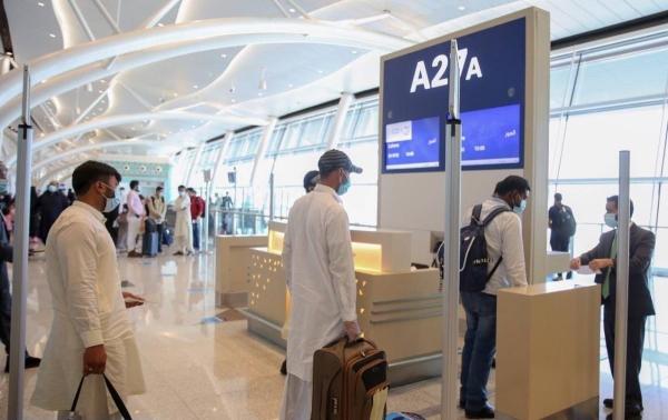 File photo from King Abdulaziz International Airport in Jeddah.