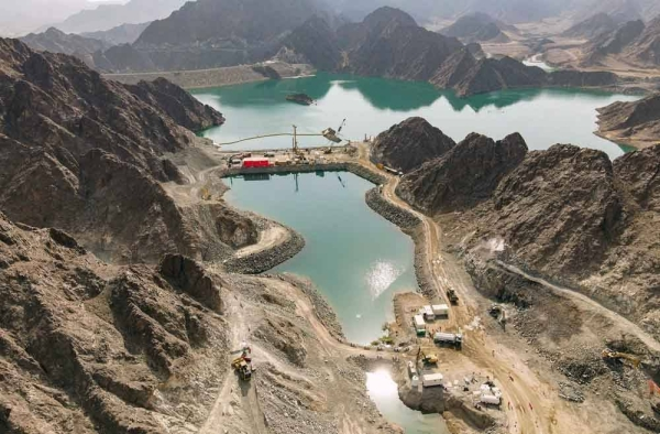Saeed Mohammed Al Tayer, MD and CEO of Dubai Electricity and Water Authority (DEWA) has visited the hydroelectric power station in Hatta to review work progress of the project, which is the first of its kind in the GCC region.