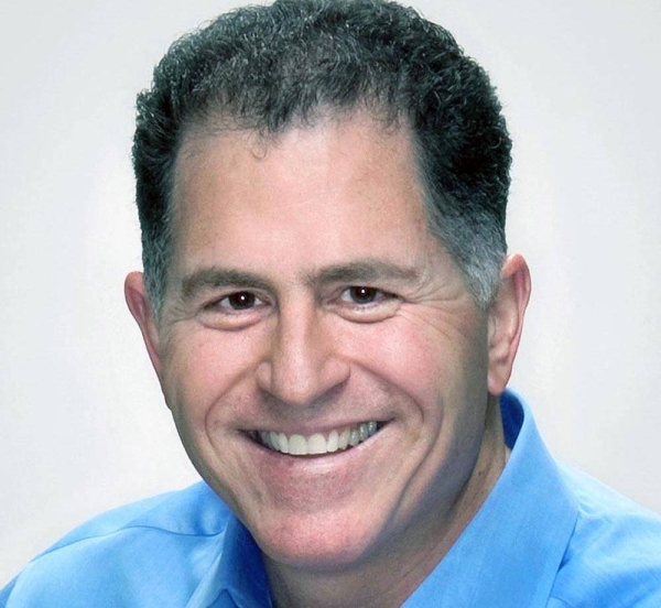 Michael Dell, chairman and CEO, Dell Technologies during the virtual interview.