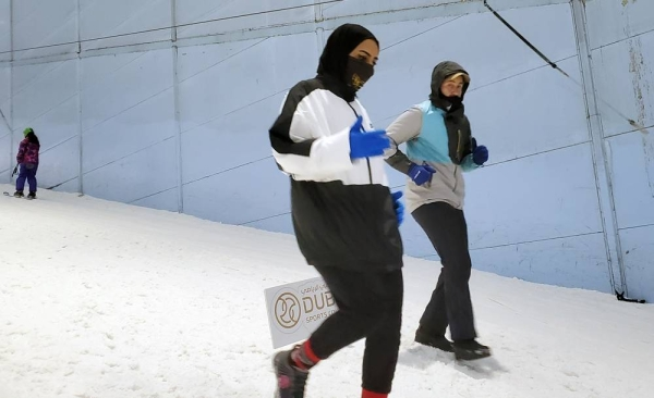 "The ""DXB Snow Run"", organized by Dubai Sports Council (DSC) in cooperation with Ski Dubai, will take place on Aug. 14."