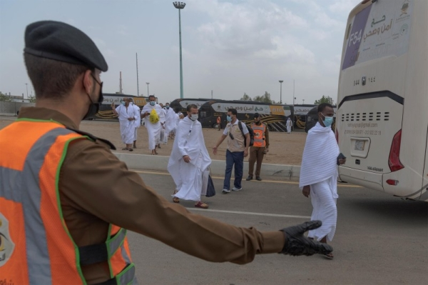 936 people arrested for violating Hajj rules