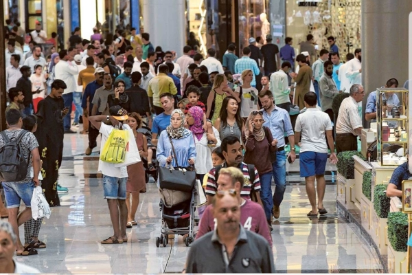 """There have been growing calls in Kuwait to address the issue of """"demographic imbalance"""" with the foreigners making up 70 percent of the current population while citizens just account for the remaining 30 percent. — Courtesy photo"""