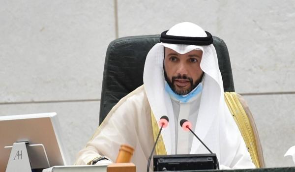 Kuwait's parliament speaker Marzouq Al-Ghanim