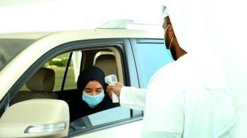 UAE 283 coronavirus