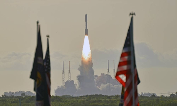 NASA's Mars 2020 mission took a giant leap  with a successful launch from the Kennedy Space Center.