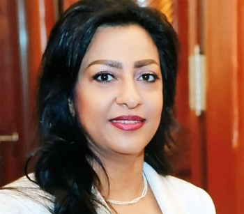 The Bahrain Red Crescent Society (BRCS) has announced the appointment of Dr. Nilofer Jahromi as the head of the Society's Young & Youth Committee.