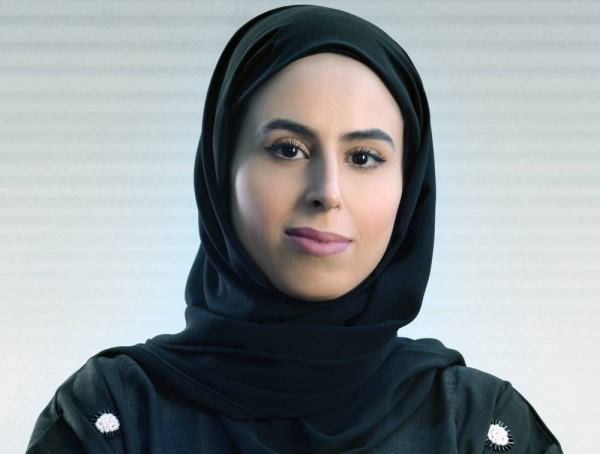 Alya Al Zarouni, executive vice president-operations, DIFC Authortiy