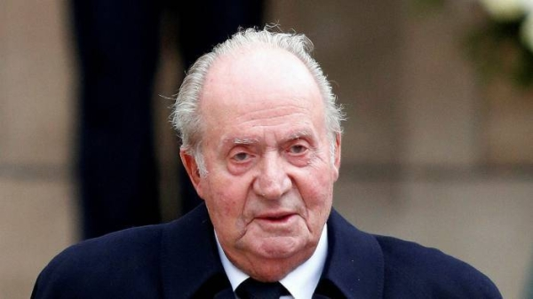 Spain's former King Juan Carlos has left the country amid scrutiny of his alleged financial dealings. — Courtesy photo