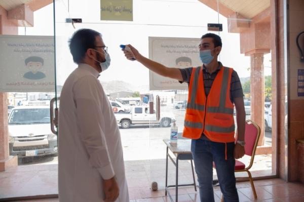 Saudi Arabia records 1,342 new coronavirus cases, 35 deaths