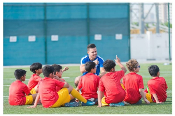 LaLiga Academy UAE announced Tuesday the launch of its 2020/2021 season at its new home at Dubai Sports City (DSC).