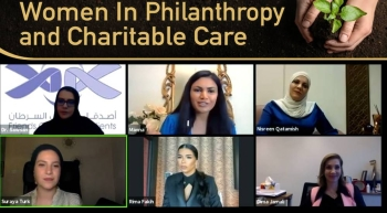 """Forbes Middle East's """"Women In Philanthropy and Charitable Care"""" webinar brought together some prominent female leaders and commentators to discuss these challenges and the role that women in particular are playing in philanthropic initiatives."""