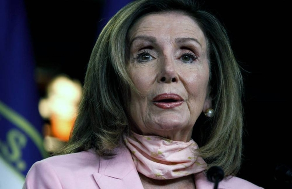 House Speaker Nancy Pelosi said Democrats are determined to seal a deal by Friday.