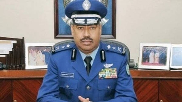 Assistant Minister of Defense Muhammad Bin Abdullah Al-Ayesh.