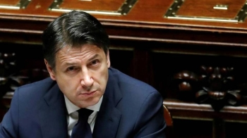 Prime Minister Giuseppe Conte said the package approved by the Cabinet contains over 100 articles ranging from tax payments staggered over two years to guidelines on lay-offs. — File photo