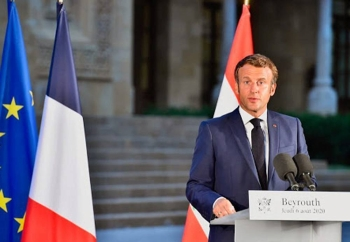 French President Emmanuel Macron will host a donor conference for Lebanon as countries mobilize to help rebuild Beirut after this week's massive blast.