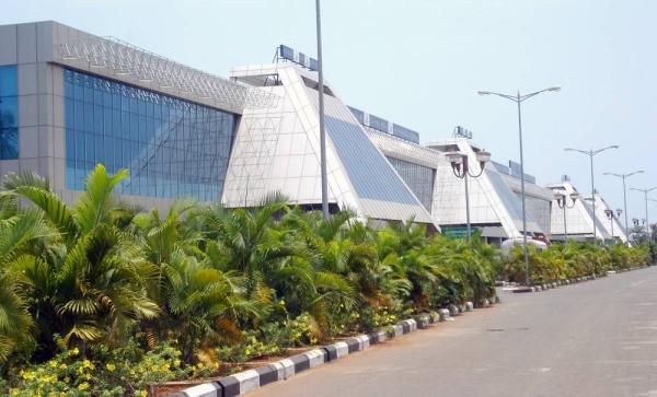 File photo of Calicut airport in Kerala.