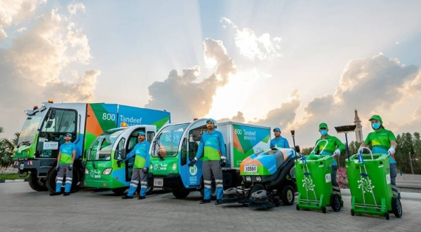 Bee'ah is expanding into the Kingdom of Saudi Arabia after being awarded three contracts for waste management services in Madinah.