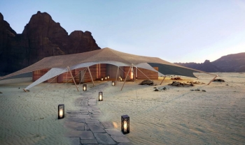 The Royal Commission for AlUla (RCU) has announced a partnership agreement with Accor as part of its strategy to develop AlUla as a tourism destination for nature, culture and heritage.