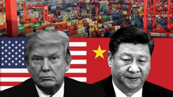 The review of the US-China trade deal, — courtesy Twitter