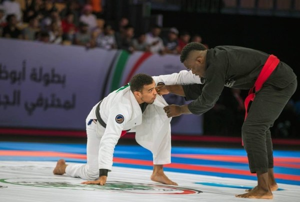 Registrations for the Professionals and Masters categories at the ADWPJJC are now open.