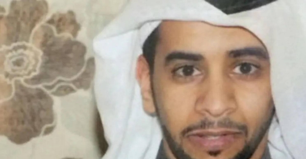 The 28-year-old  Abdul Karim Al-Mutairi is survived by three young daughters.