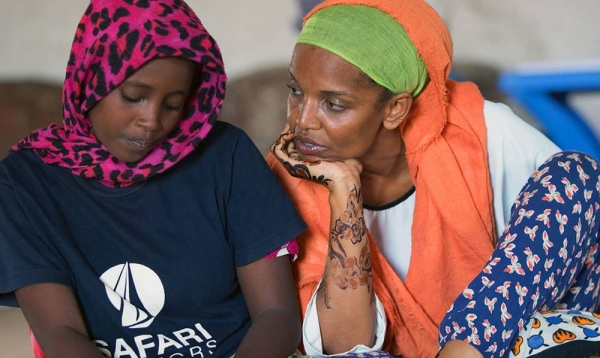 Umra Omar, from the Lamu archipelago in Kenya, is the founder of Safari Doctors, a mobile doctor unit that provides free basic medical care to hundreds of people every month.