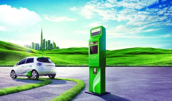 The Dubai Electricity and Water Authority (DEWA) has installed two electric vehicle Green Charger stations at the offices of Expo Dubai.