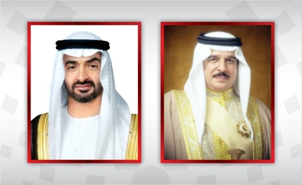 King Hamad made the remarks during a phone call he made to congratulate Abu Dhabi Crown Prince Sheikh Mohammed bin Zayed on the landmark peace deal. — Courtesy BNA