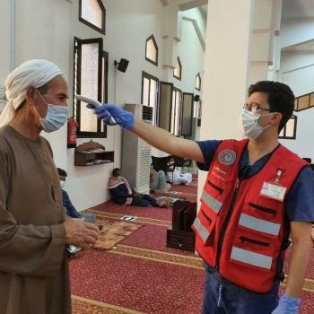 Saudi corona cases marginally up; 31 more die