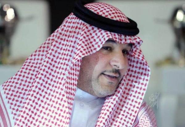 Fahad F. Bin Hithleen, founder and president of the International Camel Organization.