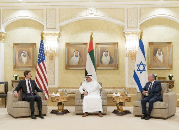 The United Arab Emirates, the United States, and Israel have reaffirmed that the accord reached by the three nations on Aug. 13, 2020, is