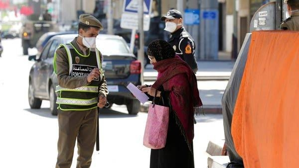 Police and army officers patrol streets following the coronavirus disease (COVID-19) outbreak in Rabat, Morocco. — File photo