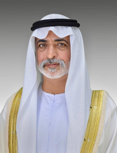 Sheikh Nahyan bin Mubarak Al Nahyan, the chairman of the Emirates Cricket Board