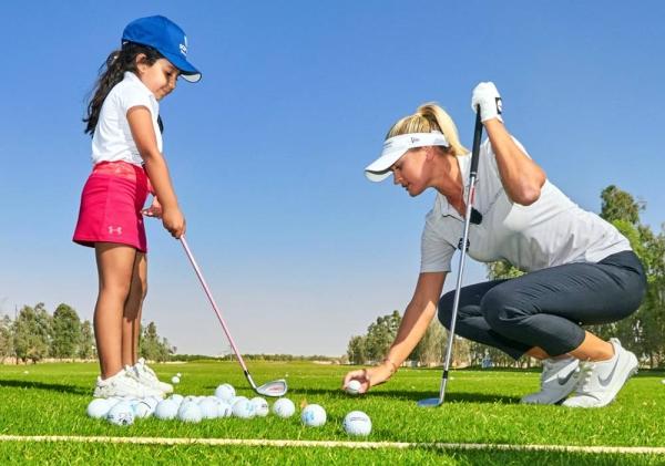 Golf Saudi Ambassador Amy Boulden Wins Swiss Ladies Open.