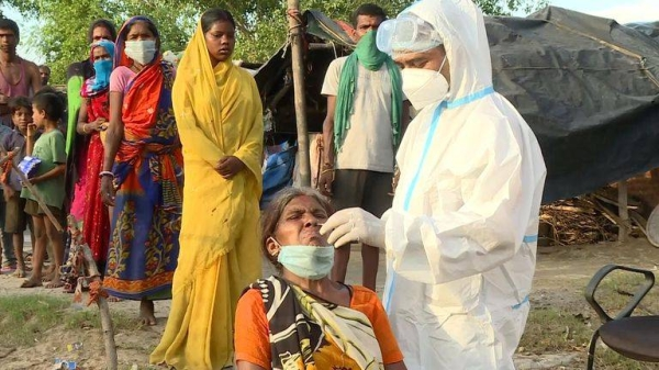 The western state of Maharashtra has pushed up infection numbers in India, which is likely to hit 5 million cases in coming days, behind only to the United States. — File photo