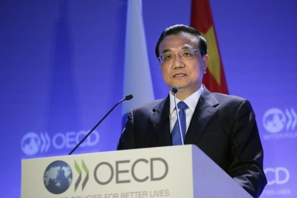 Chinese Premier Li Keqiang seen in this file photo. — courtesy WEF