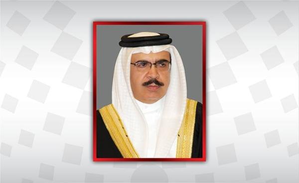 Bahrain's Interior MinisterSheikh Rashid bin Abdullah Al Khalifa