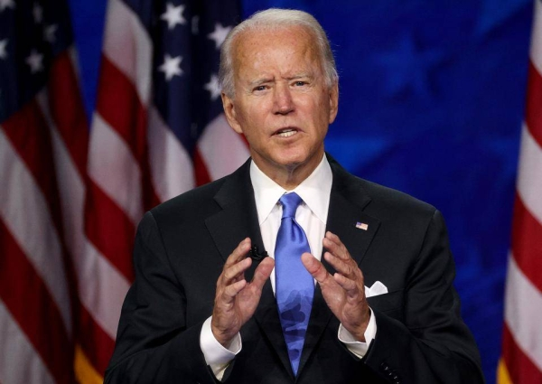 US Democratic presidential candidate Joe Biden said any US-UK trade deal must respect the Good Friday Agreement and avoid a renewed hard border on the island of Ireland.