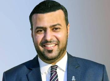Chairman of Future Society for Youth, Sabah Abdul Rahman Al Zayani.