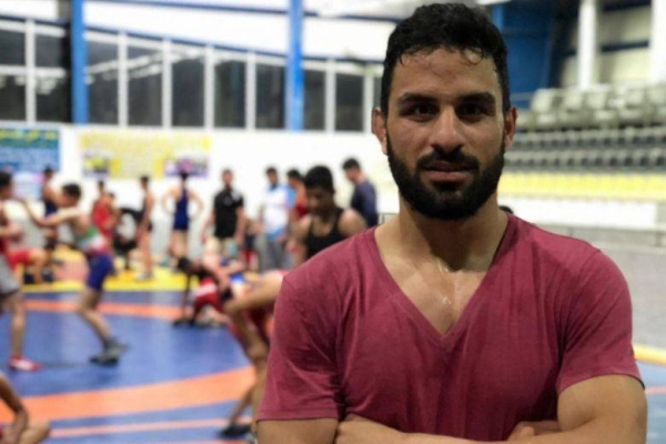 The sanctions targeted Seyyed Mahmoud Sadati, the judge who handed the death sentence to Afkari, a 27-year-old wrestler. — Courtesy photo