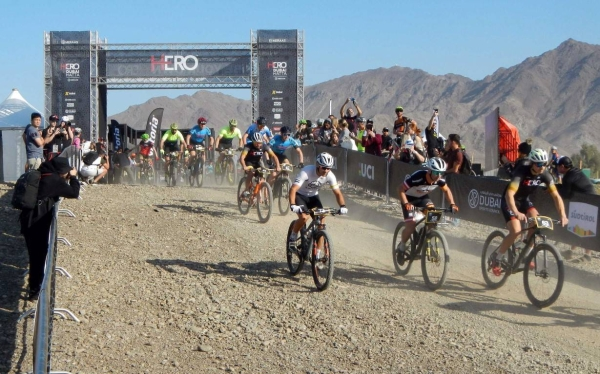 A major biking tournament featured in the International Cycling Union's international calendar, HERO Dubai 2021 will be held alongside the HERO Bike Festival, a three-day mountain biking-themed program of events taking place from 3 to 5 March 2021 in Hatta. — WAM photos