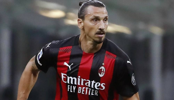 AC Milan's veteran star Zlatan Ibrahimović announced Friday that he was ready to leave the home isolation he began more than two weeks ago after testing positive for the coronavirus.