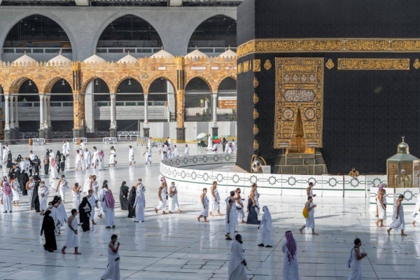 250,000 Umrah pilgrims to