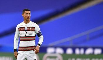 Portuguese football player Cristiano Ronaldo tested positive for coronavirus, reported local media citing the Portuguese Football Federation