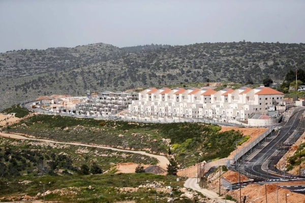 Israeli plans to advance the building of thousands of settlement units in the occupied West Bank drew global condemnation with Gulf Cooperation Council chief leading the charge. — Courtesy photo