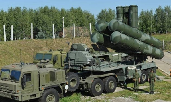 The United States on Friday condemned Turkey's reported test of a Russian-made advanced air defense missile system. — Courtesy photo