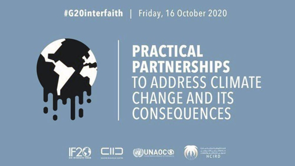 G20 Religious Values Forum discusses climate change, environmental protection