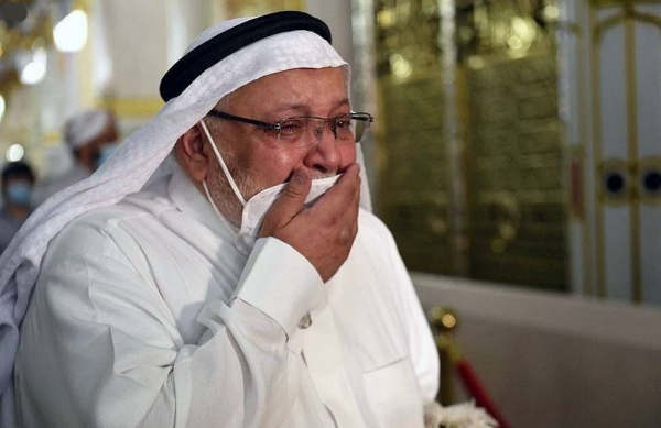 The Prophet's Mosque witnessed on Sunday the second phase of gradual resumption of performing prayers within Al-Rawdah Al-Sharifah.
