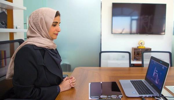Jameela Al Muheiri, minister of state for public education In UAE.